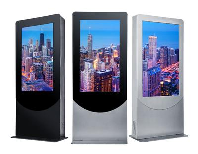 Peerless-AV® Introduces New Indoor Portrait Kiosk